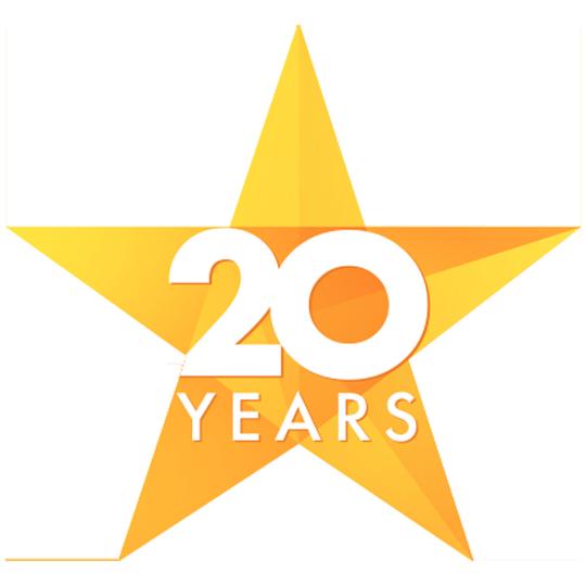 20 Years in business - Danville, CA